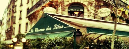 La Closerie des Lilas is one of Paris-to do.