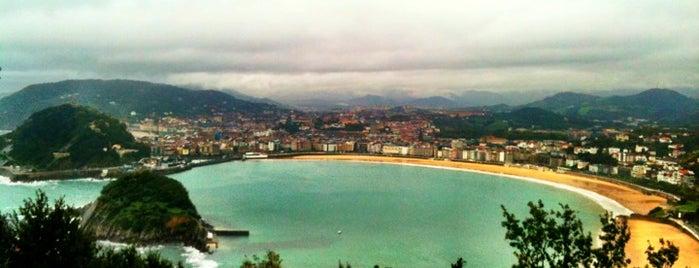 Parque de Atracciones Monte Igueldo is one of pays basque.