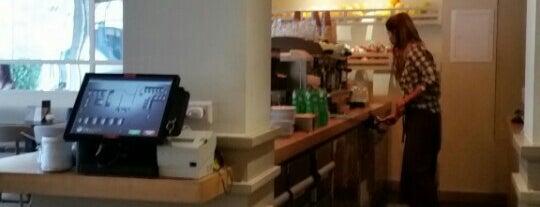 Schümli Café is one of My favorites for Cafés.
