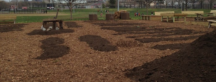 Iupui: The New Urban Garden is one of To SU.