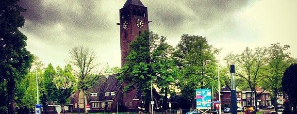 Lasonderkerk is one of Architectuur Enschede #4sqCities.
