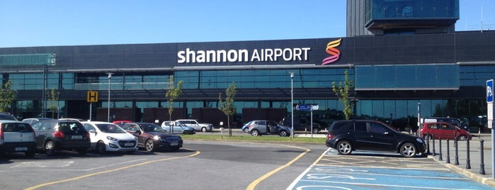 Shannon International Airport (SNN) is one of Airports been to.