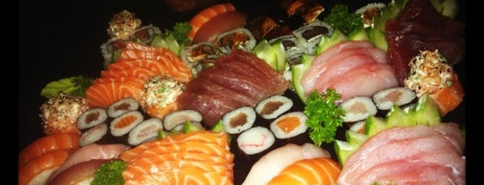 Kawaii Sushi & Cozinha Oriental is one of Balneario do camboriu sc.