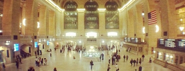 Grand Central Terminal is one of to do New York.