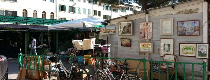 Piazza dei Ciompi is one of Best places in Firenze, Italia.