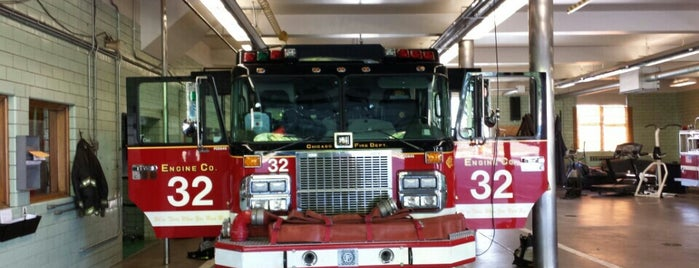 Engine 32 Truck 60 Ambulance 12 is one of Work.