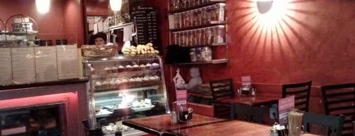 Sunburst Espresso Bar is one of NY Espresso.