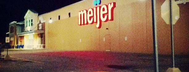 Meijer is one of big rapids.