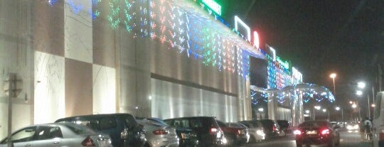 Lulu Hypermarket is one of My Doha..