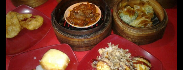 Dim Sum Warung Mbledos is one of Top 10 favorites places in Indonesia.