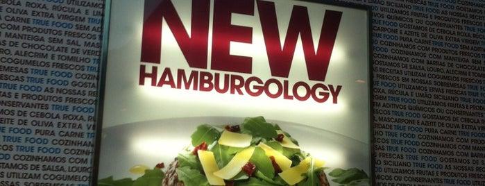 H3 New Hamburgology is one of Restaurantes São Paulo.