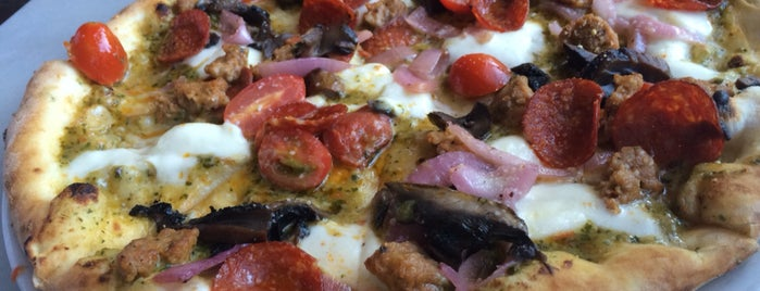 Pizzeria Pulcinella is one of Seattle Pizza.