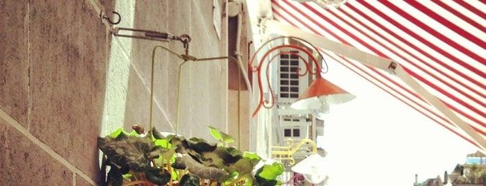 Tiepolo is one of Vegan Eats in Rome.