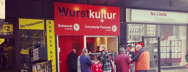 Wurstkultur is one of Mein Dortmund.