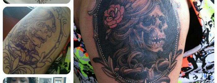 Black Metal Tattoo Co. is one of Cyndi's Tips.