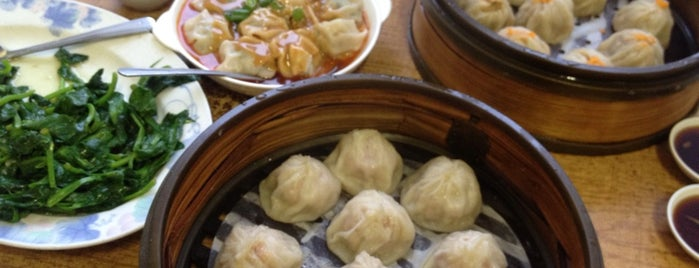 Shanghai Dumpling King is one of San Francisco's Top 10 Dim Sum Restaurants.