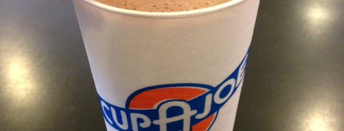 Cup A Joe is one of Raleigh Favorites.