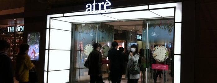 アトレ川崎 (atre Kawasaki) is one of 横浜・川崎のモール、百貨店.