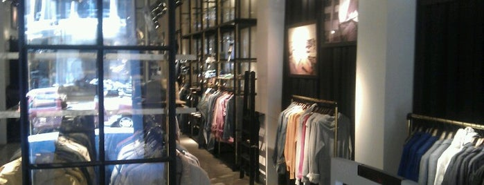 Scotch & Soda is one of Barcelona.