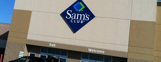 Sam's Club is one of 20 favorite restaurants.