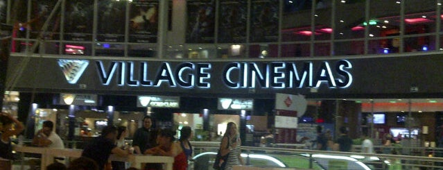 Village World Cinemas is one of My Favorite Places.