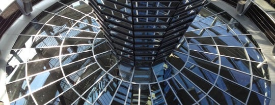 Reichstag is one of I Love Berlin!.