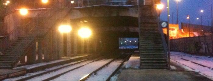 Stazione Milano Porta Romana is one of Linee S e Passante Ferroviario di Milano.