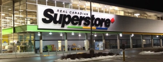 Real Canadian Superstore is one of Kanata.
