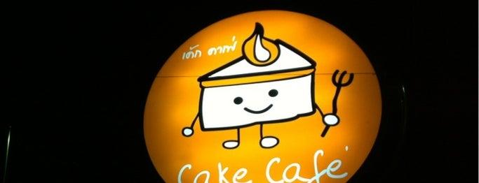 Cake Café (เค้ก คาเฟ่) is one of Coffeelover ♪(´ε` ).
