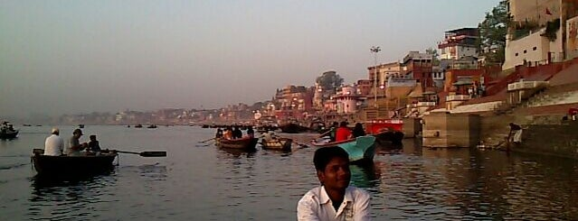 Ganges | गंगा | গঙ্গা | गङ्गा is one of Destination of the Day.