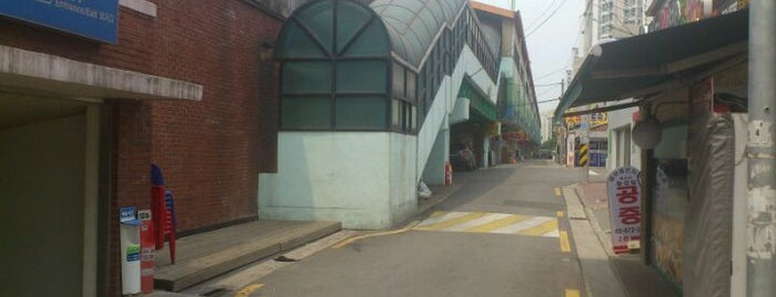 도봉역 (Dobong Stn.) is one of Subway Stations in Seoul(line1~4 & DX).