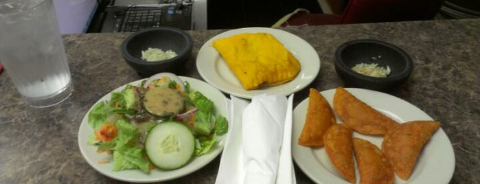"Garifuna Flava - A Taste of Belize is one of ""Diners, Drive-Ins & Dives"" (Part 1, AL - KS)."