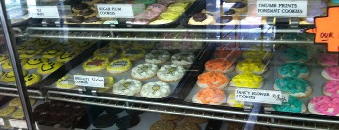 Trefzger's Bakery is one of Good Eats.