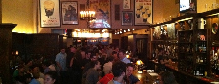 The Ginger Man is one of NYC Beer Bars.