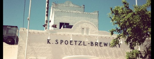 Spoetzl Brewery is one of My Visited Breweries.