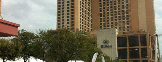 Hilton Austin is one of SXSW.