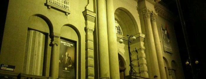 Muzej Nikole Tesle is one of Belgrade.