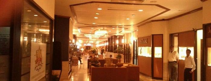 Galadari Hotel is one of 20 favorite restaurants.