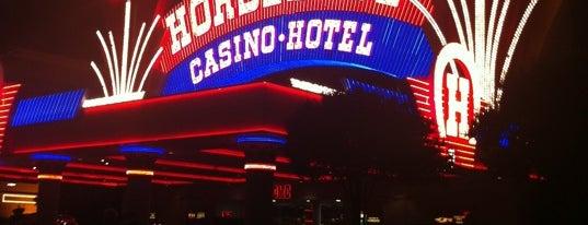 Horseshoe Casino and Hotel is one of My Fav Memphis Eats.