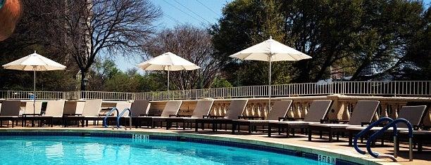 Four Seasons Hotel Austin is one of Favorite Nightlife Spots.