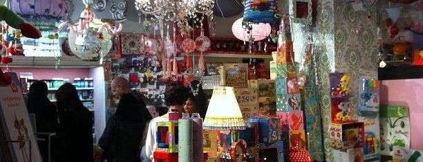 De Kinderfeestwinkel is one of Kids Guide. Amsterdam with children 100 spots.