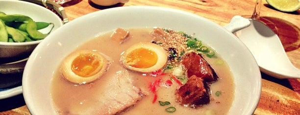Ippudo is one of Spots to visit.