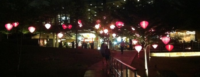 The Waterfront is one of Cool KL.