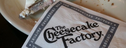 The Cheesecake Factory is one of Dinner.