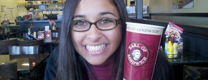 Earl of Sandwich - CLOSED is one of Food.