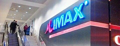 IMAX is one of Sofia Cinemas.