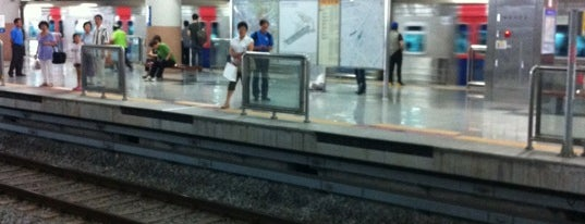 청량리역 (Cheongnyangni Stn.) is one of Subway Stations in Seoul(line1~4 & DX).