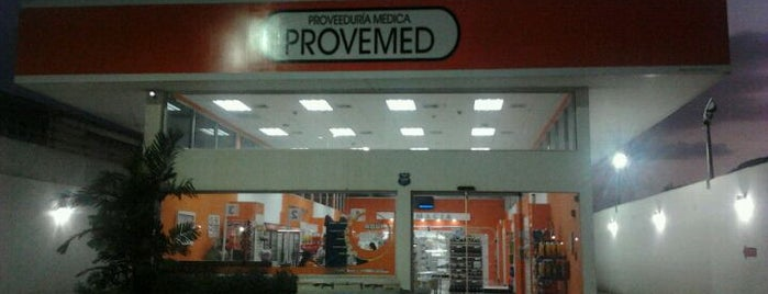 Provemed is one of Farmacias en Lechería.