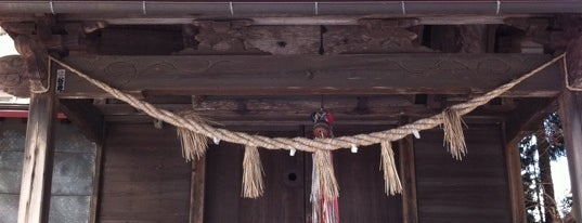 八雲神社 is one of Shinto shrine in Morioka.