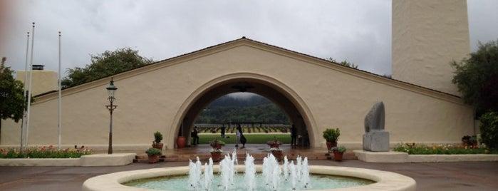 Robert Mondavi Winery is one of Culiner.